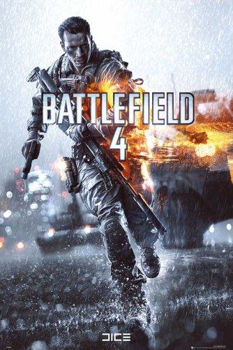 """Empire Interactive - Poster """"Battlefield 4"""" + cover + accessori multicolore"""