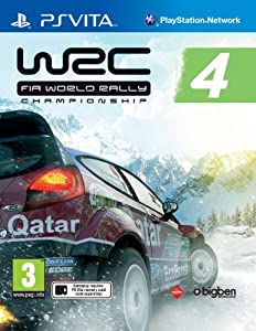 Wrc 4: World Rally Championship (psvita) by Milestone