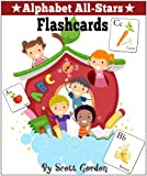 Alphabet All-Stars Flashcards (Fruits and Vegetables!)