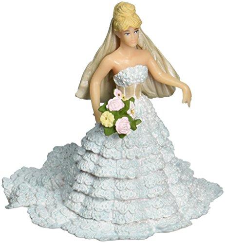 Papo Blue Lace Bride