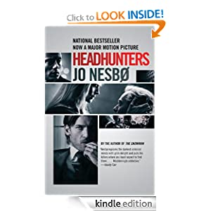 Headhunters (Vintage Crime/Black Lizard) Jo Nesbo and Don Bartlett
