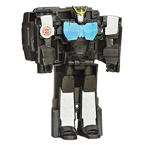 Transformers Robots in Disguise 1-Step Changers Patrol Mode Strongarm Figure - 1