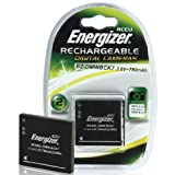 Energizer DMWBCK7 Digital Camera Battery Equivalent to Panasonic DMW-BCK7E