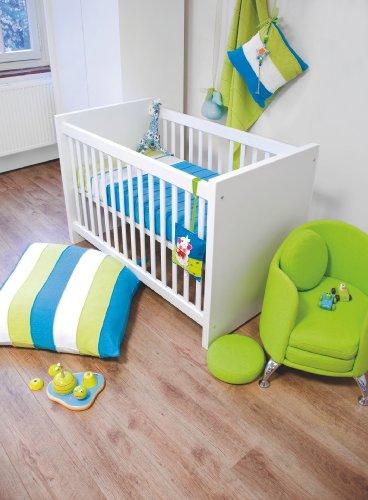 Imagen 5 de Baby's Only 111114 - Edredón, color turquesa [tamaño: 130x100cm]