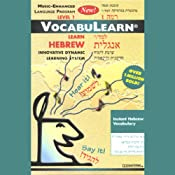 VocabuLearn: Hebrew, Level 1 | [Penton Overseas, Inc.]