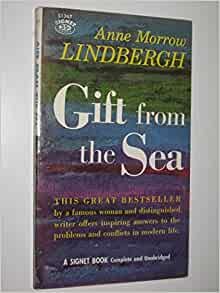 Gift from the Sea ~ ANNE MORROW LINDBERGH (34th Printing/October 1963)