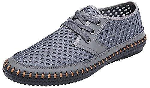 08. Mohem Men's Poseidon Mesh Walking Shoes Casual Water Shoes