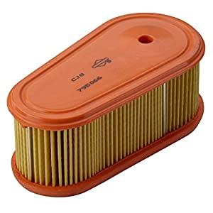 Briggs & Stratton OEM 795066 Oval Air Filter Cartridge ***Qty Discounts***