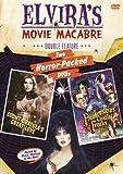 echange, troc Frankenstein's Castle & Dracula's Love: Elvira's [Import USA Zone 1]