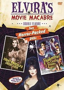 Elvira's Movie Macabre: Count Dracula's Great Love / Frankenstein's Castle of Freaks [Import]