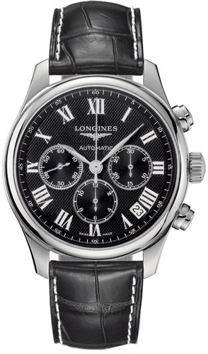 Longines Master Collection Mens Watchl2.693.4.51.7