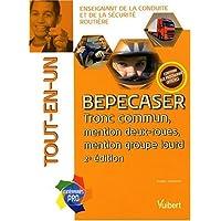 BEPECASER tout-en-un : Enseignant de la conduite et de la sécurité routière - Tronc commun, mention deux-roues...
