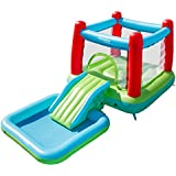 Ninja AirproTech Boucy Castle with Ramp and Pool