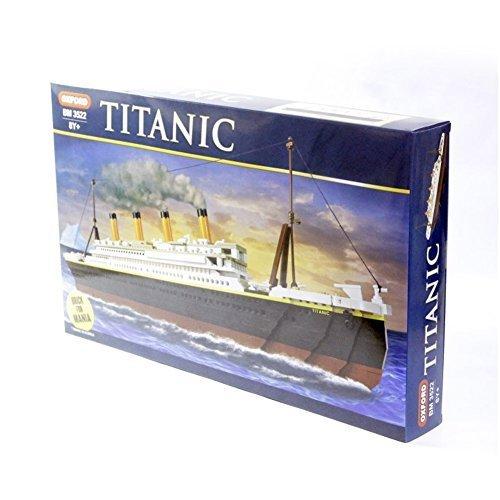 Special Edition Assembly Blocks BM 3522 Oxford Titanic Building Block Kit