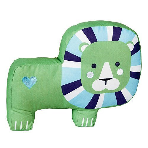 Happy Chic Baby by Jonathan Adler - Charlie Lion Pillow - 1
