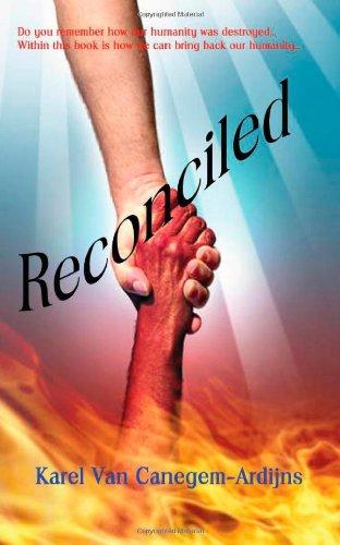 Book: Reconciled by Karel Van Canegem-Ardijns