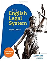 English Legal System, 8th Edition ebook download