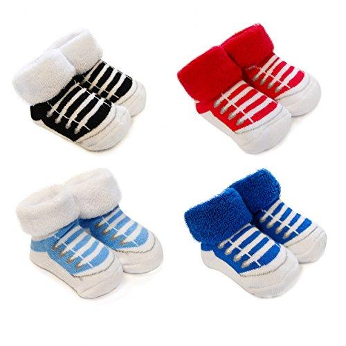 Baby-Socken (4er Set)