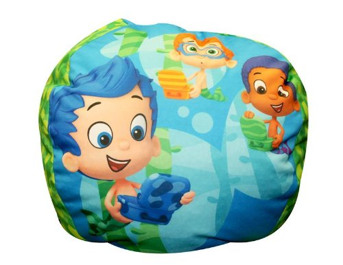 Nickelodeon Bubble Guppies Totally Guppies Bean Bag