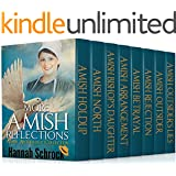 More Amish Reflections : Another Amish Anthology Collection (Amish Romance)(8 Book Box Set)