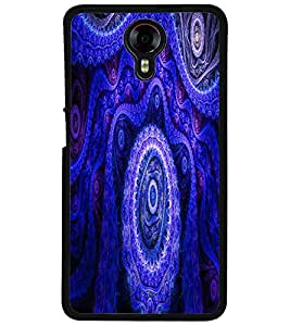 ColourCraft Beautiful Pattern Design Back Case Cover for MICROMAX CANVAS XPRESS 2 E313