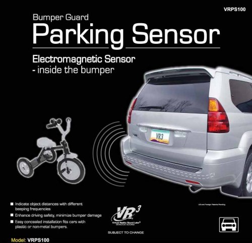 VR3 VRPS100 Bumper Guard Parking Sensor