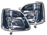 FK-Automotive Spare parts headlight Set Opel Agila A / Suzuki Wagon R+ Yr. 03-08