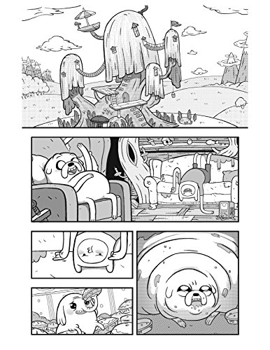 Adventure Time Original GN Volume 1: Playing With Fire