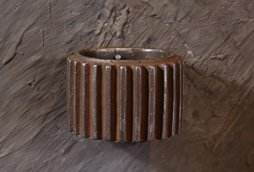 mlveen-gear-simulation-plant-cement-potted-ornaments-wall-background-wall-pendant-retro-style-of-ind