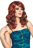 Costume Culture Women's Lolita Wig, Natural Red, One Size
