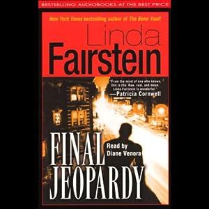 Final Jeopardy | [Linda Fairstein]