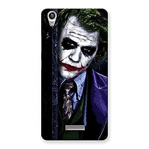 Enticing Joke Sneeking Multicolor Back Case Cover for Lava-Pixel-V1