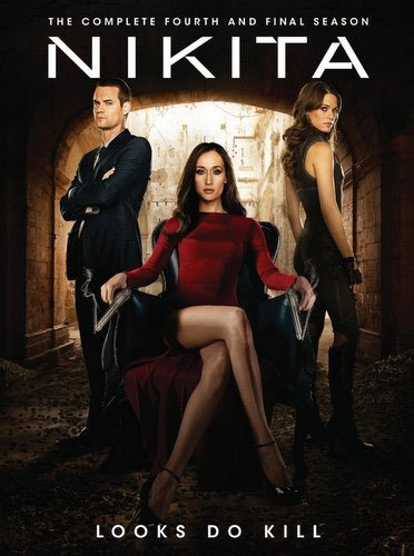 Nikita - Season 4 [DVD]