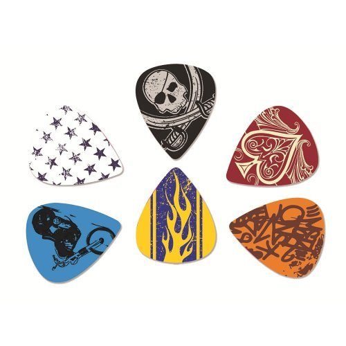 First Act Edgy Guitar Picks