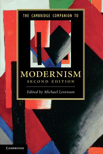 The Cambridge Companion to Modernism 2nd Edition Paperback (Cambridge Companions to Literature)
