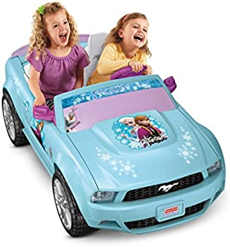 Fisher-Price Disney 12V Frozen Ford Mustang