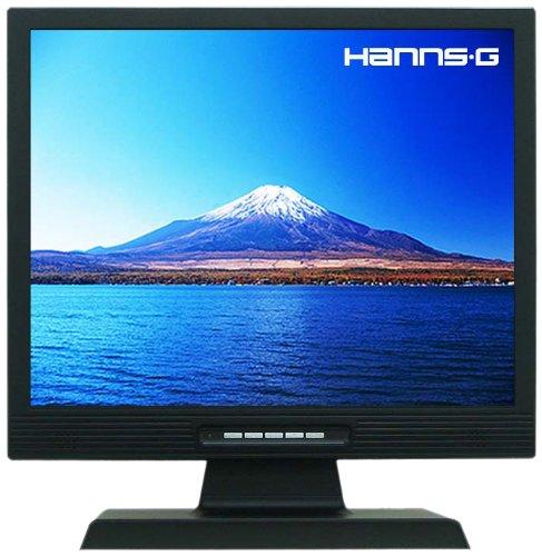 """Hannspree 19"""" Standard W/Dvi & Speakers"""