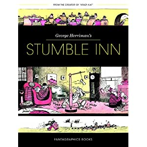 "Fantagraphics udgiver George Herriman's ""Stumble Inn"" til august 2012"