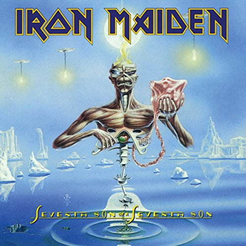Iron Maiden - Seventh Son Of A Seventh Son LP - Zortam Music