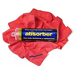 The Absorber Synthetic Drying Chamois, 27\