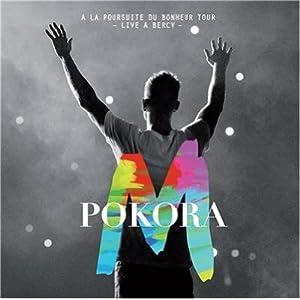 M. Pokora – À la poursuite du bonheur Tour: Live à Bercy (DVD + CD)