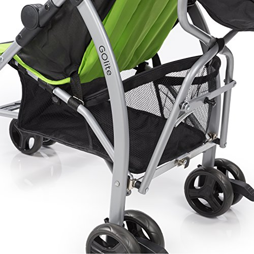 Summer Infant Go Lite Convenience Stroller, Go Green Go