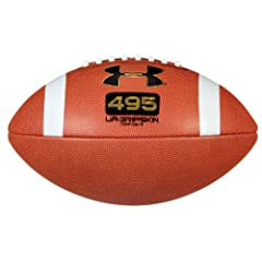 Buy Under Armour 495 Football by Under Armour