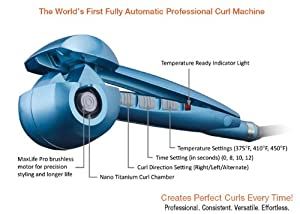 MiraCurl Curler By BabylissPro
