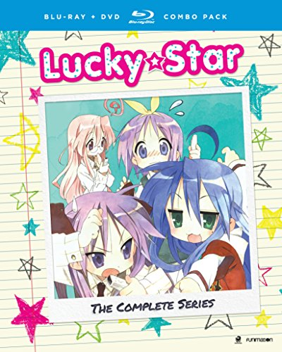 Lucky Star: The Complete Series & Ova [Blu-ray]