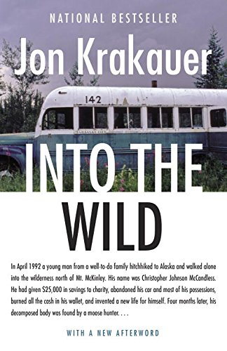 essay on the book into the wild