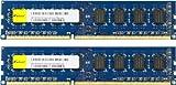【Amazon.co.jp限定】シー・エフ・デー販売 デスクトップ用メモリ DDR3 PC3-10600 CL9 4GB 2枚組 W3U1333Q-4G/N 【フラストレーションフリーパッケージ(FFP)】