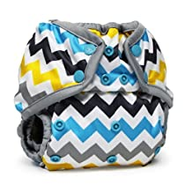 Rumparooz Cloth Diaper Cover, Charlie Snap, One Size