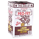 Admiration Pro-fry Liquid Shortening Oil for Frying, 35 Pound