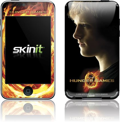 Skinit The Hunger Games -Peeta Mellark Vinyl Skin for iPod Touch (2nd & 3rd Gen)